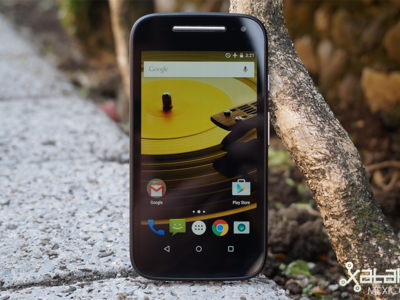 Moto E de 2da Generación recibe Android 6.0 Marshmallow  en México