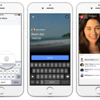 Para el reportero que hay en ti, llega Facebook Live Video a tu móvil