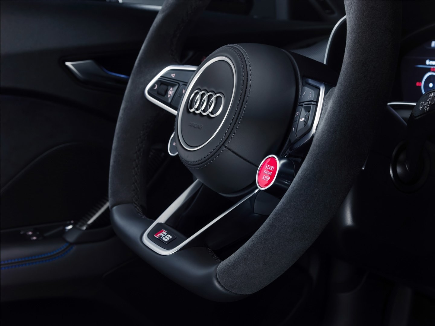 Foto de Audi TT RS 2020 (38/53)
