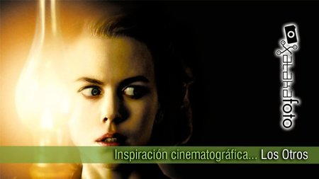 Inspiración cinematográfica... Los Otros