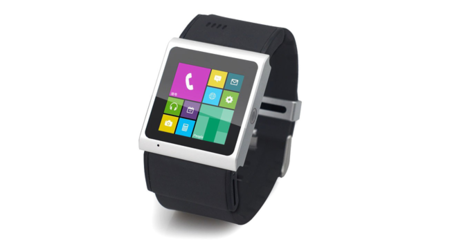 Empresa china crea su propio smartwatch con Android 4.0