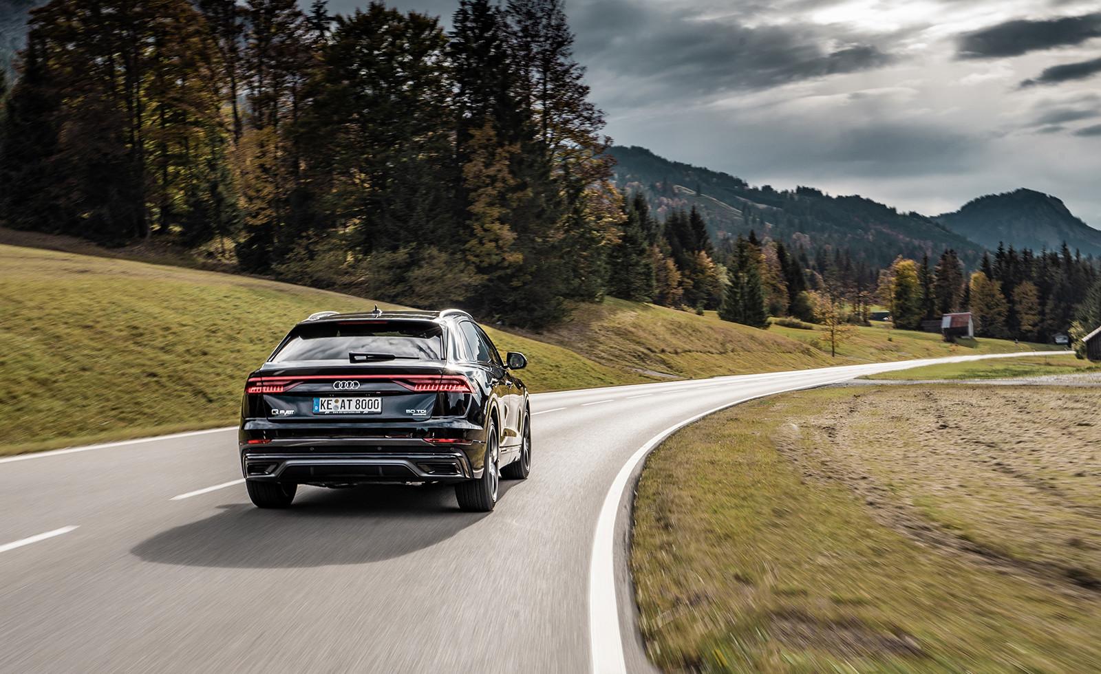 Foto de Audi Q8 50 TDI ABT (3/10)
