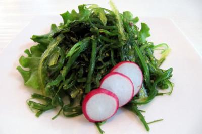 Algas: una excelente fuente de hierro de origen vegetal