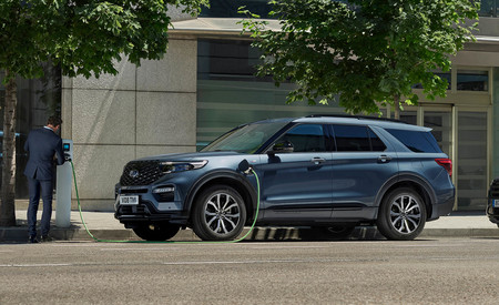 Ford Explorer Plug In Hybrid