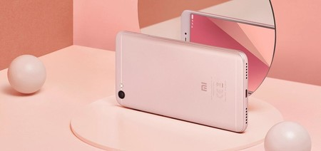 Día de la Madre: por sólo 79 euros tienes todo un Xiaomi Redmi Note 5A Rose Gold con envío gratis