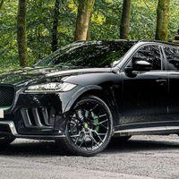 Lister Stealth, desde Reino Unido llega un rival que puede hacer sudar frío al Dodge Durango SRT Hellcat
