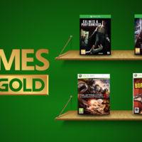 Sherlock Holmes, Borderlands y más. Estos son los Games With Gold  de marzo