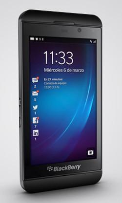 BlackBerry Z-10