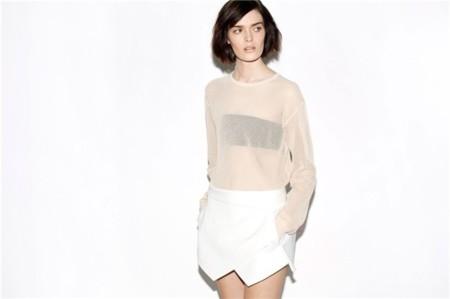 9fdbcae50f La falda asimétrica de Zara  Los 50 flechazos del verano