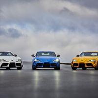 El Toyota GR Supra 2021 debuta con motor de 4 cilindros y nuevas ediciones especiales