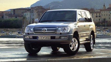 El Toyota Land Cruiser 100 también irá a revisión
