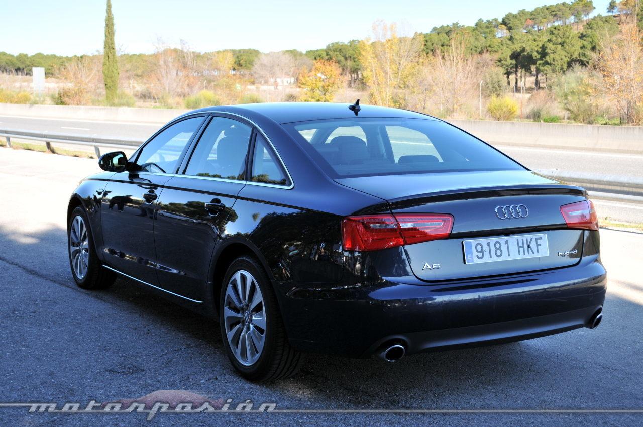 Foto de Audi A6 hybrid (prueba) (47/120)