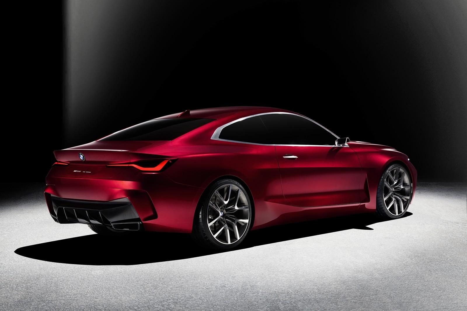 Foto de BMW Concept 4 (16/27)