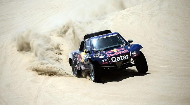Peterhansel Dakar 2013