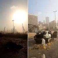 La destrucción provocada por la explosión de Beirut, explicada en un desolador vídeo