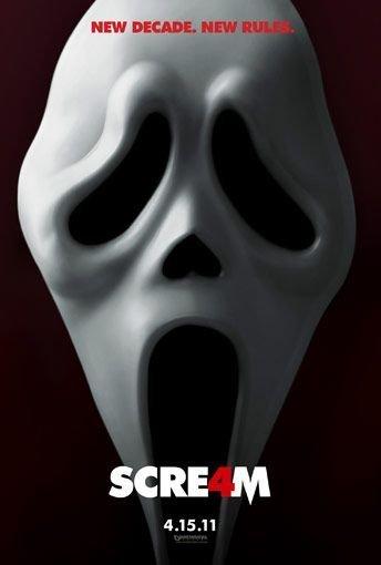 'Scream 4', primer cartel