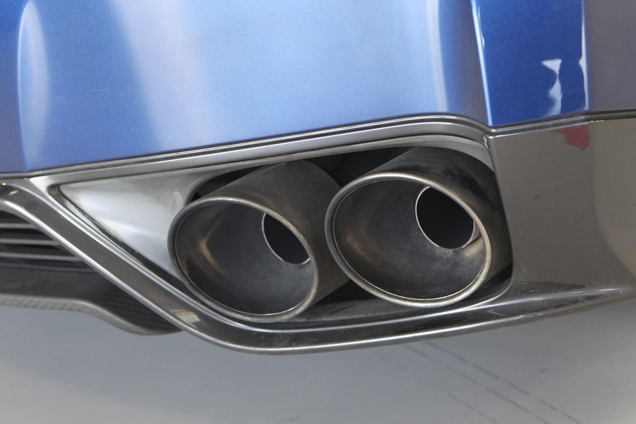 Foto de Nissan GT-R 2012 (1/63)
