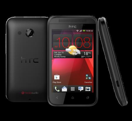 HTC Desire 200, el nuevo móvil asequible de los taiwaneses