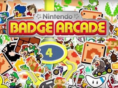 Nintendo Badge Arcade nos llenará las 3DS de insignias digitales