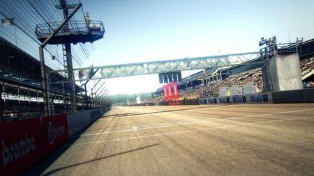 Indianapolis Motor Speedway Circuit