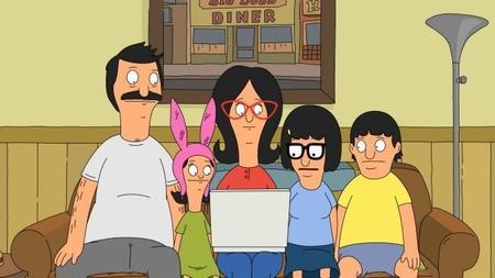 Al rock independiente le gusta 'Bob's burgers'