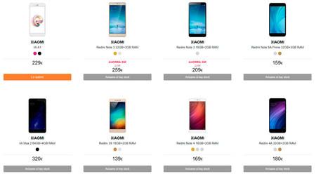Xiaomi Agotado