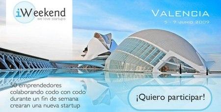 iWeekend en Valencia: tu empresa en un fin de semana
