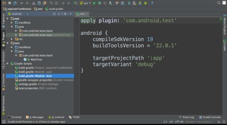 Android Studio 1.3 incluye soporte para C/C++, NDK, data binding y más