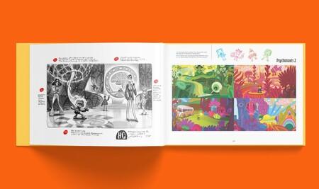 Double Fine celebrará su 20 aniversario con un libro que ya huele a pieza de coleccionista para los seguidores de Tim Schafer