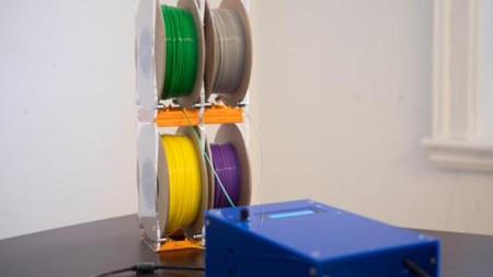 Imprimir en 3D puede que no sea tan complicado gracias a The Palette