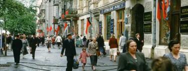 La Rusia soviética como no se había visto antes: a través de la cámara de un espía norteamericano
