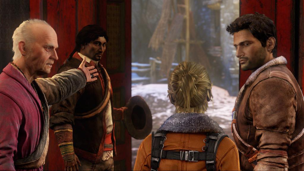 Foto de Uncharted 2 nuevas fotos (1/28)
