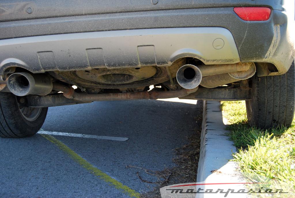 Foto de Chevrolet Captiva Sport (prueba) (7/72)