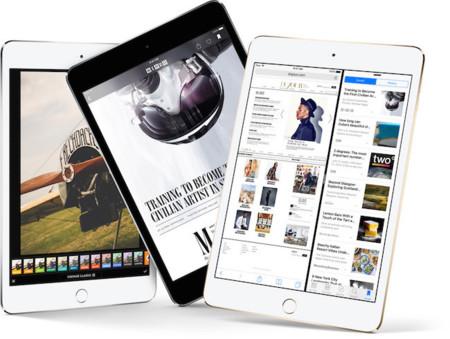 iPad Mini 4, estos son sus precios en México