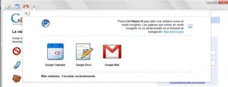 Ya puedes probar las primeras aplicaciones de la Google Chrome Web Store