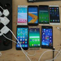 ¿Qué smartphone tiene la carga más rápida? Hacemos una carrera entre los mejores smartphones