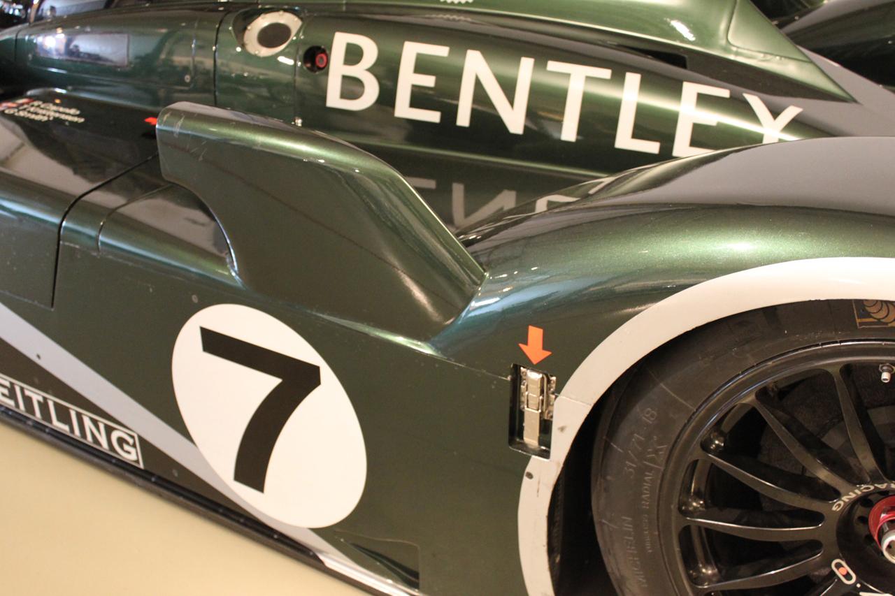 Foto de Museo 24 horas de Le Mans (187/246)