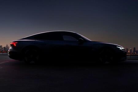 Audi e-tron GT 2021 aumenta nuestro apetito con un nuevo teaser y confirma fecha de presentación
