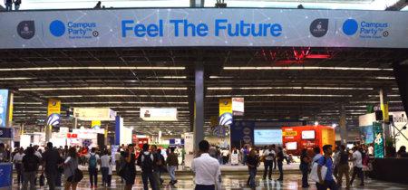 Campus Party: tecnología e innovación que impone récords