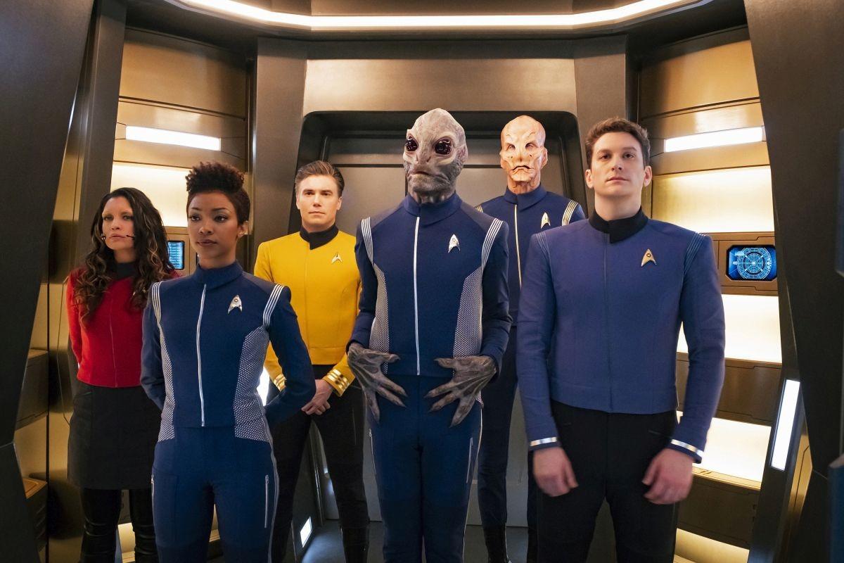 Foto de Star Trek: Discovery (Segunda Temporada) (1/8)