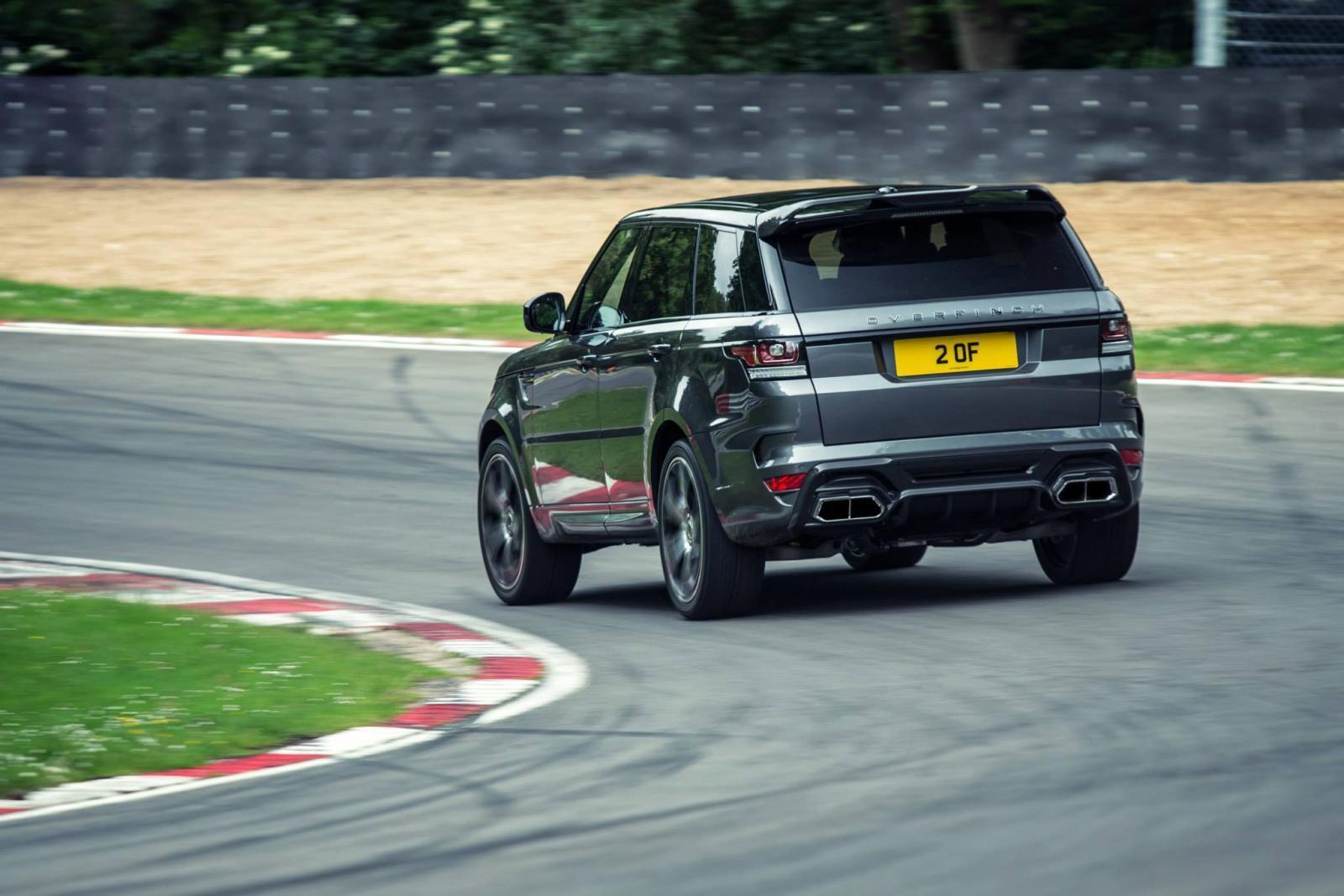 Foto de Overfinch Range Rover Sport (3/8)