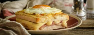 Cómo hacer croque-madame, el (otro) sándwich francés por excelencia