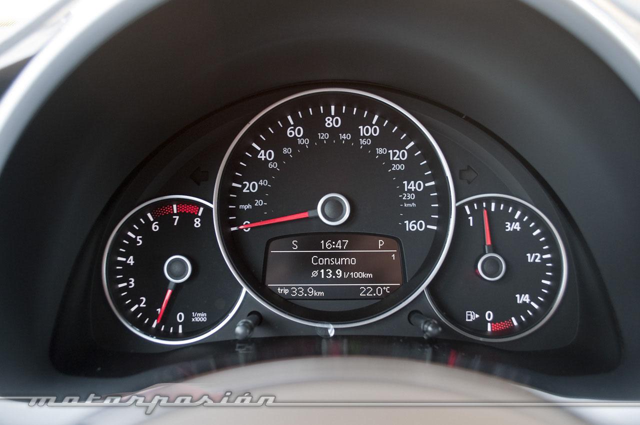 Foto de Volkswagen Beetle (presentación) (22/31)