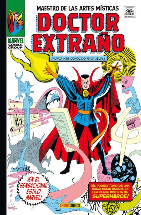Doctor Extrano Jim Starlin Steve Ditko