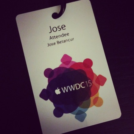 Badge Wwdc15