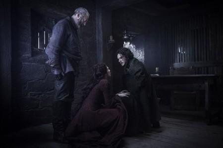 Jon Nieve Resucita Juego De Tronos