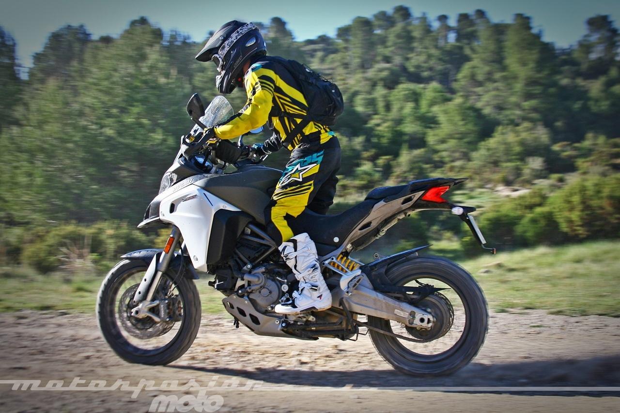 Foto de Ducati Multistrada 1200 Enduro - Acción (14/37)