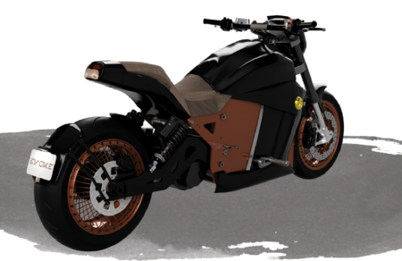 Evoke 6061 Moto Electrica China 2020 12