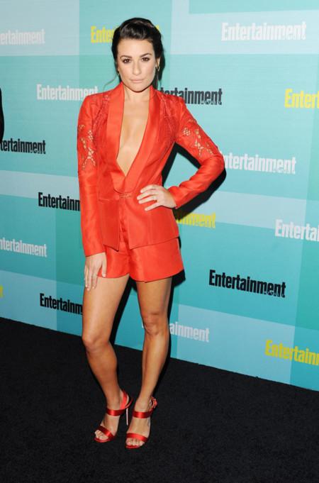 Lea Michele Shorts