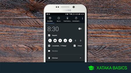Cómo usar como alarma una canción de Spotify en Android